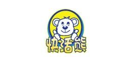 快活熊儿童防晒衣