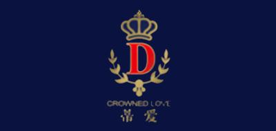CROWNED LOVE是什么牌子_蒂爱品牌怎么样?