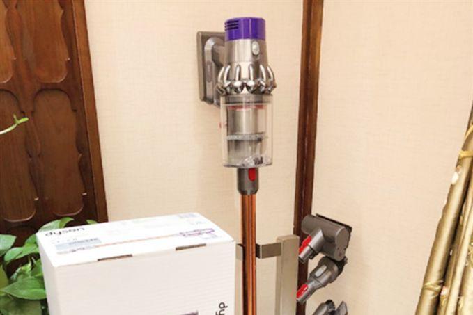 吸尘器中的劳斯莱斯,Dyson V10手持无绳吸尘器使用体验-1