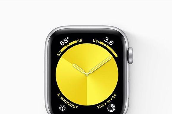 苹果watchOS 6开发者预览版Beta 5推送,手表新功能抢先看-2