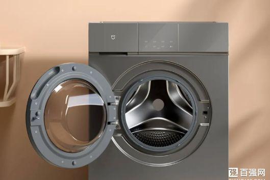 小米发布米家变频滚筒洗衣机1S 8kg:16种洗涤模式-1