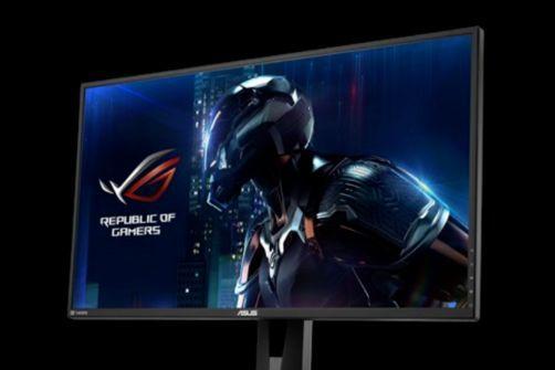 华硕发布ROG PG279QE显示器:主打实用性的电竞屏-2