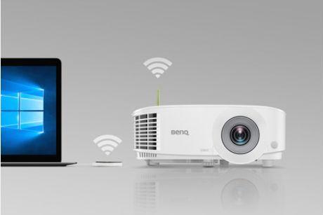 明基发布E580T投影仪:全平台无线投影-3