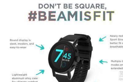 Misfit 推出 Vapor X 智能手表:轻便且高效-3
