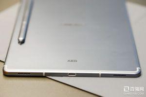 三星中国发布 Galaxy Tab S6平板电脑:搭载骁龙855-3