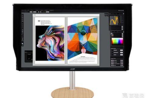 宏碁推出ConceptD专业显示器:专为创作者设计-1
