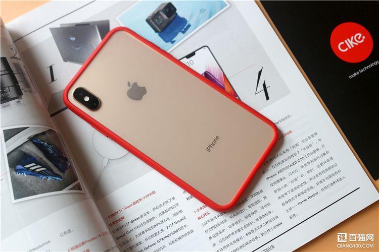 CIKE小红壳iPhone XS Max保护套:给你爱机贴身保护-1