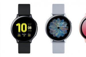 三星发布新品 Galaxy Watch Active2 智能手表:支持LTE连接-1