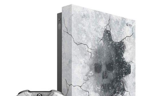 微软推出Xbox One X《战争机器5》套装:售价3511元-2