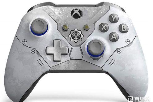 微软推出Xbox One X《战争机器5》套装:售价3511元-3