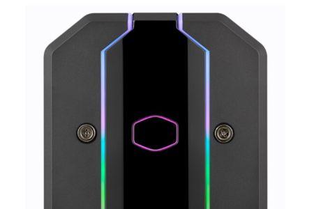 酷冷至尊推出黑武士散热器:6根铜管对称设计-3