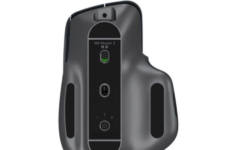 罗技MX Master 3无线鼠标开启预售:续航达70天-3
