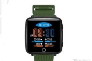 联想推出Carme智能手表:售价348元-1