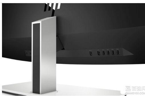 HP惠普发布34英寸E344c显示器:主打办公-3