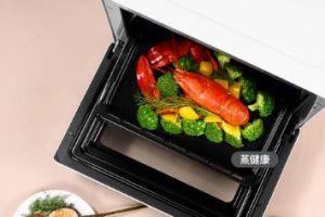 松下x天猫精灵:推出松下智能电蒸烤箱TM210-3