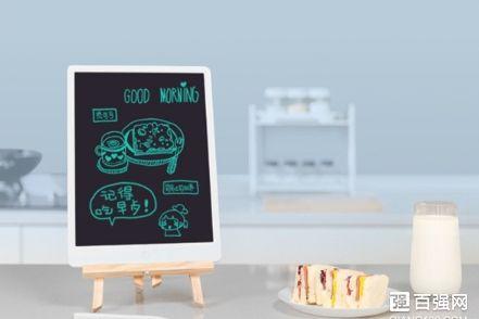 米家液晶小黑板正式开售:配备超轻磁吸手写笔-1