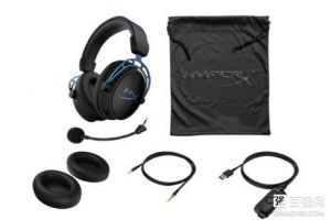 HyperX正式发售Cloud Alpha S游戏耳机:首发售价999元-3
