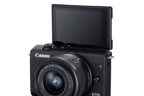 佳能发布EOS M200相机:打时尚女性用户-2