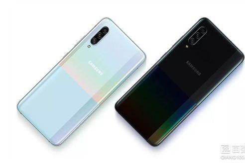 三星发布 Galaxy A90 5G手机:搭载骁龙855-2