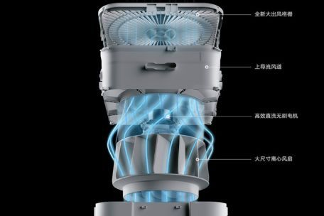 米家空气净化器Pro H发布:售价1699元-2