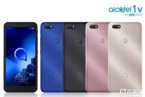 TCL推出阿尔卡特1V 和3X手机:千元机之选-1