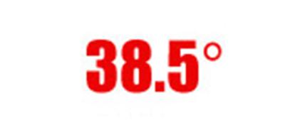 38.5°