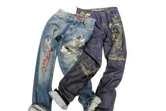 教你辨别ck牛仔裤真假辨别方法-2