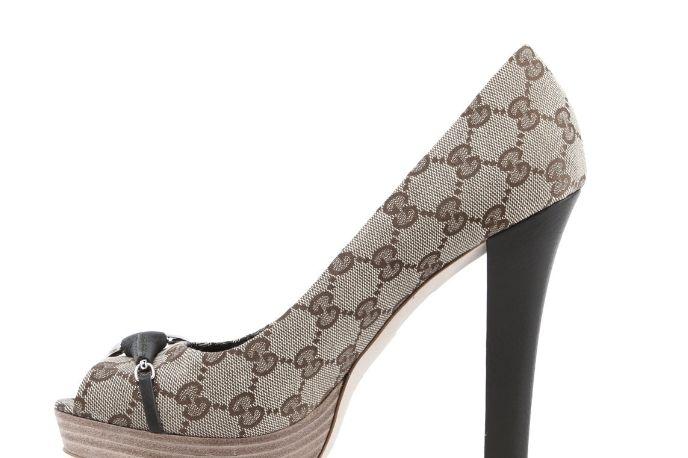 GUCCI、香奈儿和DIOR高跟鞋是不是同一档次的,各有什么特点-1