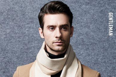 凌克围巾质量好么?凌克男士围巾款式推荐-1