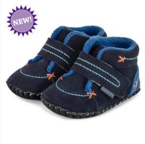 Pediped婴儿学步鞋被哪些星二代穿过?防摔不??-1