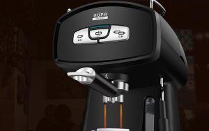 灿坤(EUPA)TSK-1826B4 半自动咖啡机好吗?-1