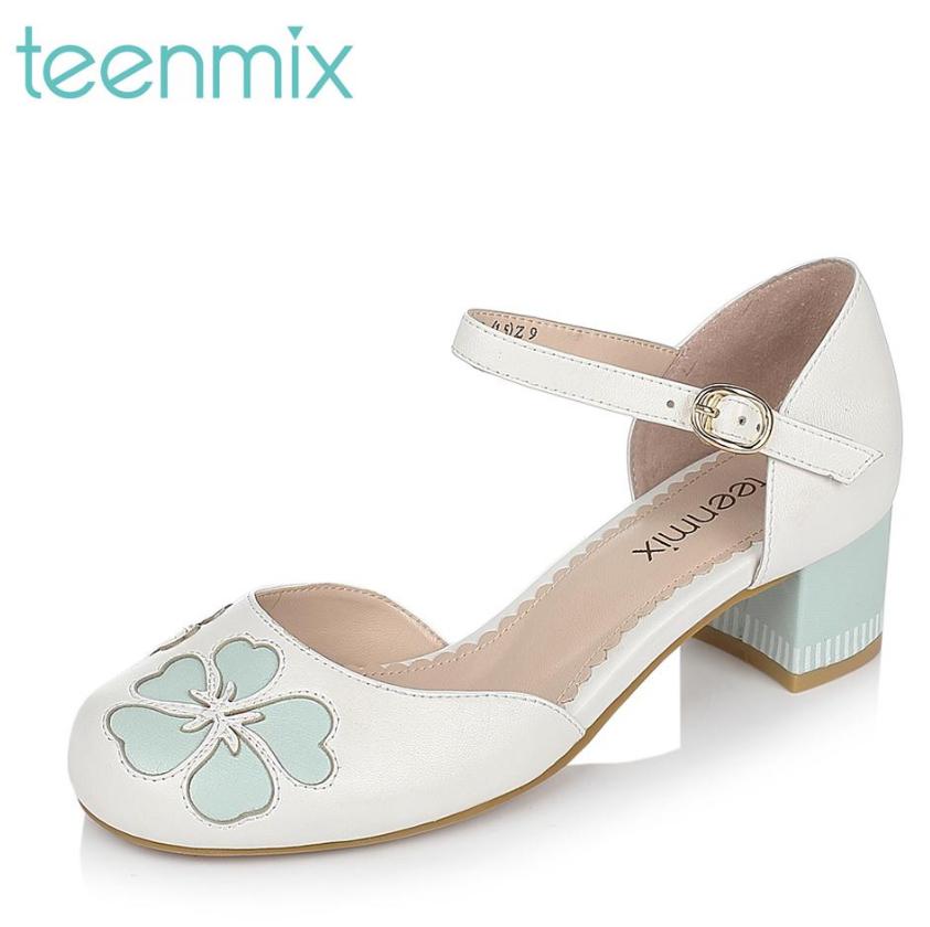 天美意(Teenmix)凉鞋好不好呢?风格怎么样呢?-1
