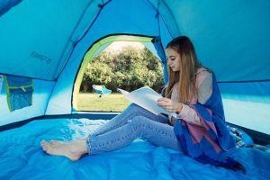 TAWA帐篷质量到底好不好?防水吗?-1