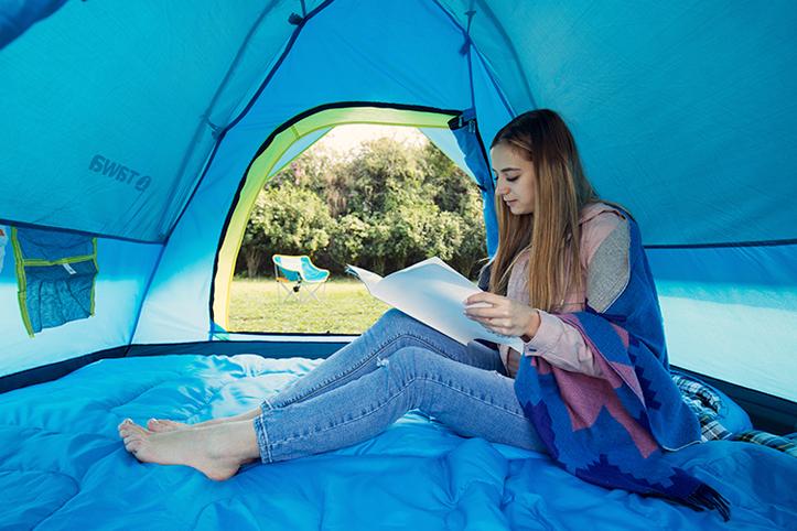 tawa帐篷布料质量怎么样?安装简单吗?-1