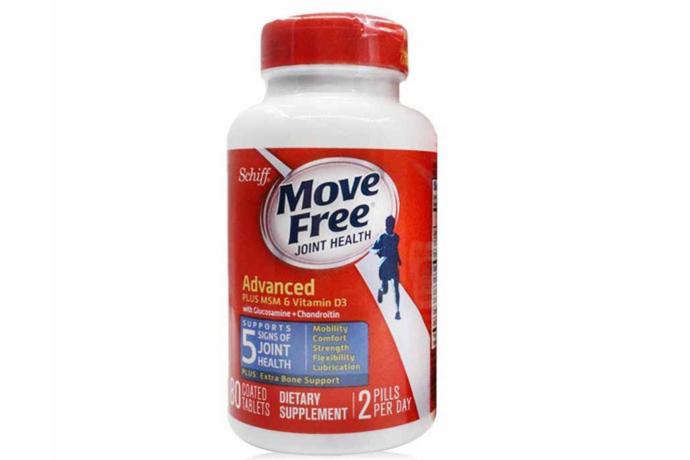 美国软骨素哪个牌子好?Schiff MoveFree氨糖维骨素效果好吗?-1