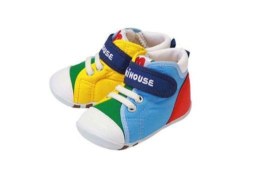 Miki house宝宝学步鞋和月星宝宝学步鞋那个好?-1