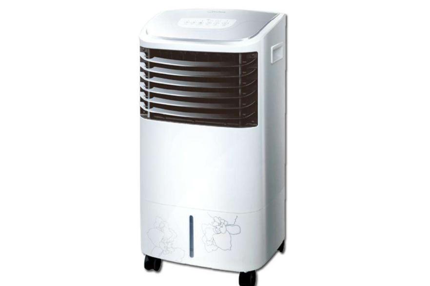 空调扇和空调的区别?美的空调扇怎么样?-1