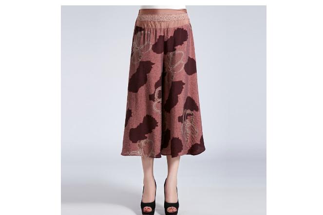 阔腿裤配什么鞋子图片?H&M阔腿裤如何搭配?-2