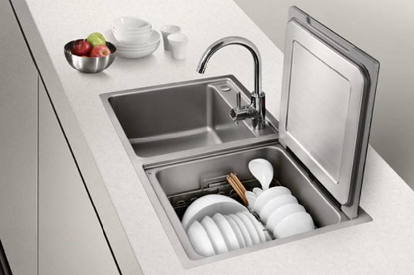 方太水槽洗碗机好用吗?需要预留排水口吗?-1