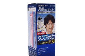 hoyu日本染发剂致癌吗?染发要多长时间?-1