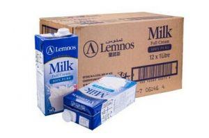 兰诺斯全脂纯牛奶是国内灌装吗?-1