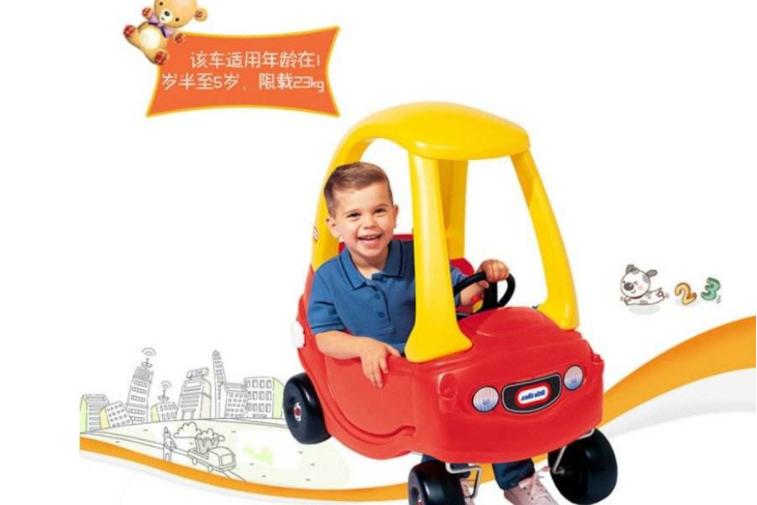 可坐人的儿童玩具车有哪些?推荐一下?-1
