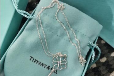 Tiffany蓝宝石中国结钥匙项链怎么样?价格多少?-1