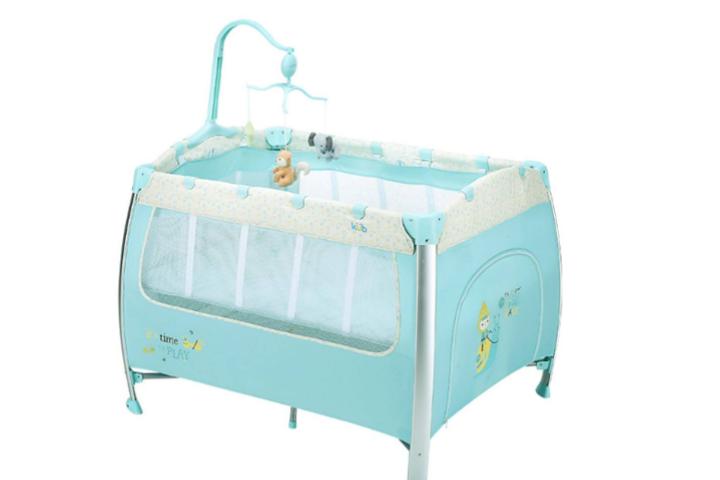 可优比婴儿床有甲醛吗?宝宝睡着舒服吗?-1