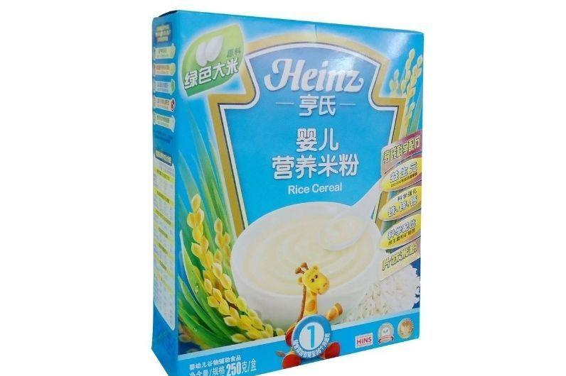 强化铁的婴儿米粉排行?那个牌子的婴儿米粉好?-1