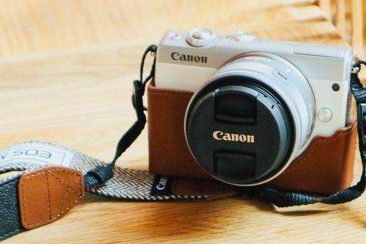 佳能M100相机好吗?佳能M100相机能拍视频?-1