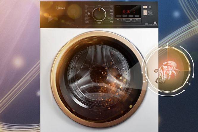 美的全自动洗衣机排行推荐?美的全自动洗衣机哪款好?-2