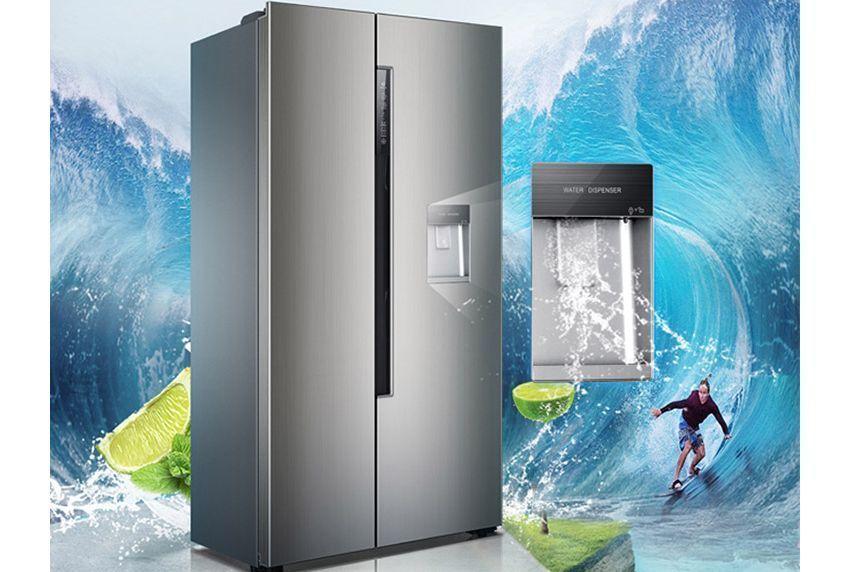 海尔对开门冰箱新款?海尔对开门冰箱值得购买吗?-2