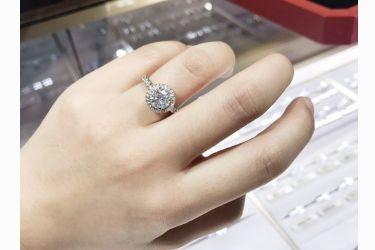 卡地亚钻石戒指价格?-1