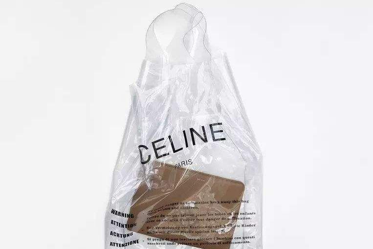 celine透明塑料袋如何?值得买吗?-1